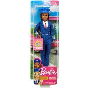 🎉HOST PICK🎉 Barbie 60th Anniversary Pilot Doll